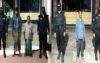 নীলফামারী র্যাব ক্যাম্পের পৃথক অভিযানে মাদকসহ তিন মাদক ব্যবসায়ী গ্রেফতার