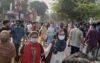 পরীক্ষার দাবিতে সাত কলেজ শিক্ষার্থীদের নীলক্ষেত মোড় অবরোধ