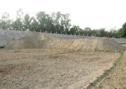 ঘাটাইলে ঝিনাইদহ নদী ও বাঁধের মাটি কেটে বিক্রির অভিযোগ