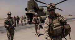 তালেবানের হুমকির মুখে আফগানিস্তান থেকে সেনা প্রত্যাহারের ঘোষণা যুক্তরাষ্ট্রের