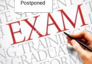 "Semester exams of JnU have been postponed"""