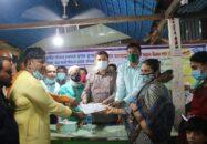 কালিহাতীতে দলিল লেখককে মরণোত্তর ভাতা প্রদান