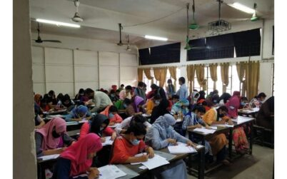 """""""GST examinations of Science group held today(Sunday)"""""""